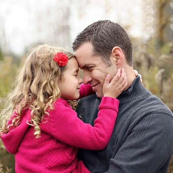 نقش پدر بر فرزند دختر
