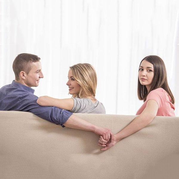 رابطه (دوستی) با مرد متاهل