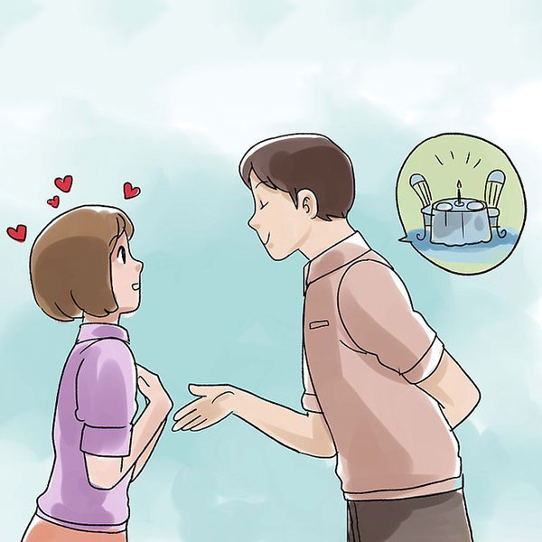 چگونه پیشنهاد دوستی به یک دختر بدهیم