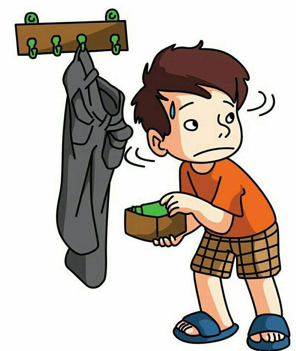 چرا کودکان دزدی می کنند