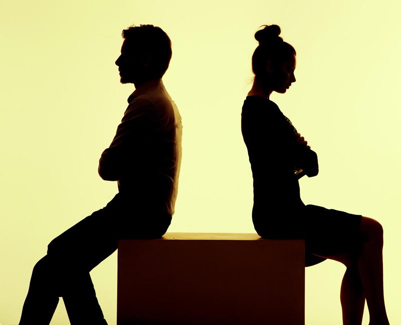 قهر زن و شوهر