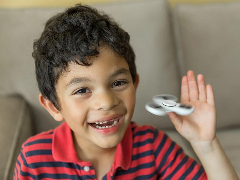 رفتار با کودک بیش فعال