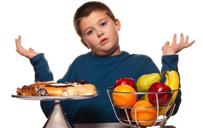 درمان سریع چاقی کودکان