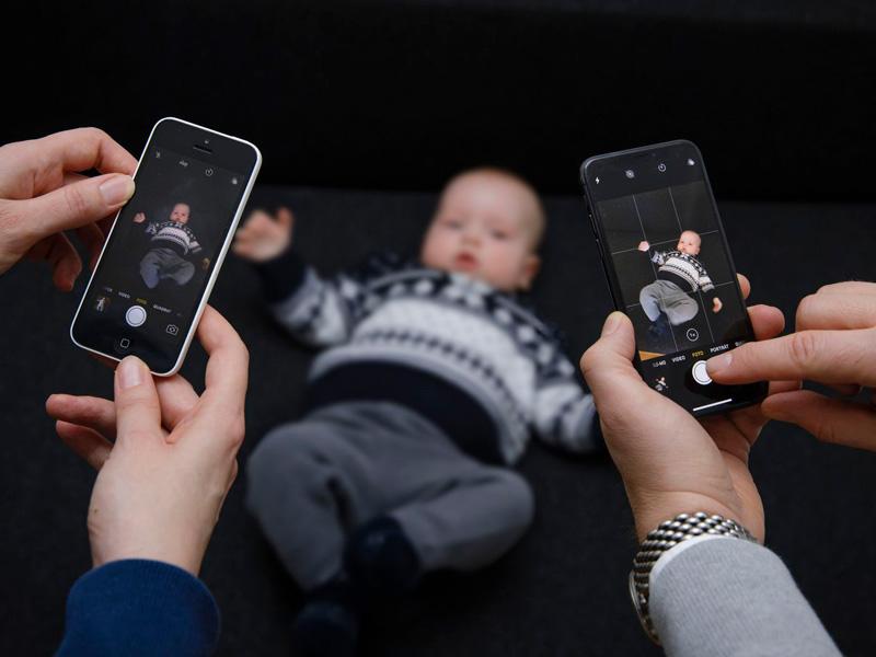 گذاشتن عکس بچه در پروفایل
