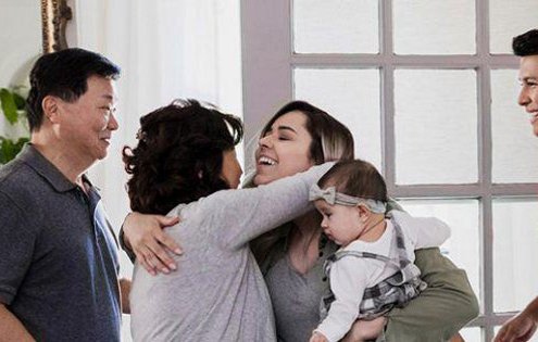 قطع وابستگی به خانواده